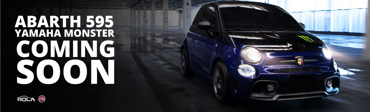 Fiat Abarth Yamaha Monster
